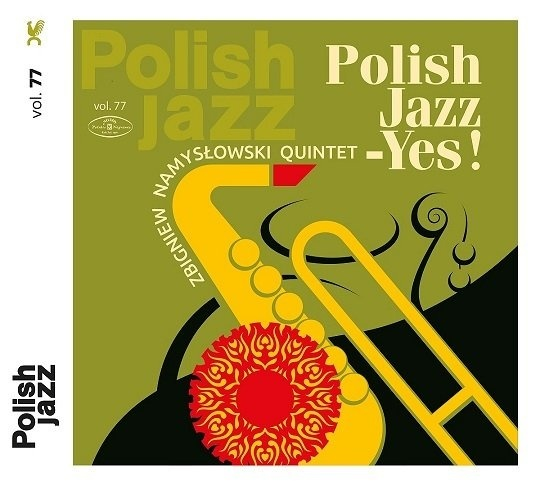 Polish Jazz – Yes! Polish Jazz. Volume 77: Warner Music Poland (2016)